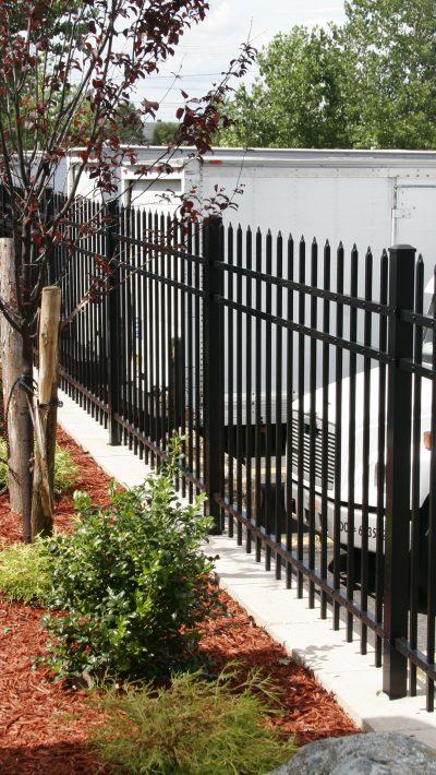 Aluminum Fence Gallery